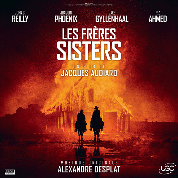 CD Les Frères Sisters