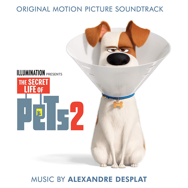 Cd The Secret Life of Pets